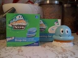 scrubbing bubble prize pack