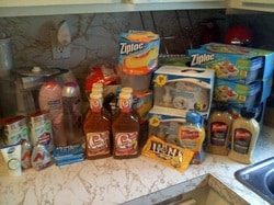 Couponing Haul