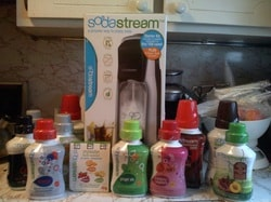 soda stream product review