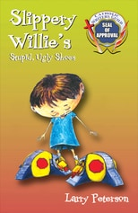 slippery willie's stupid ugly shoes
