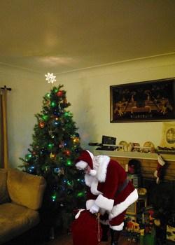 I caught Santa Review