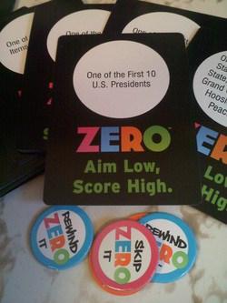 Zero Board Game Review