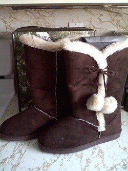 Dawgs snow boot review