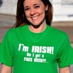 Product Review: Hilarious Irish T-shirt