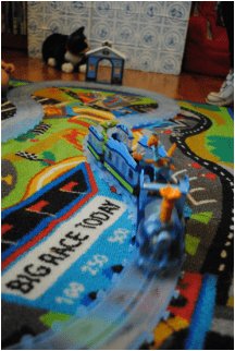 Dinosaur Train Motorized Train