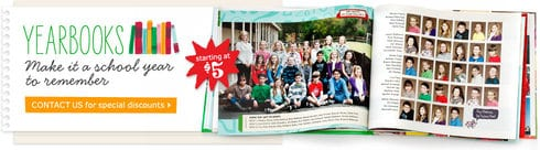 shutterfly yearbook review
