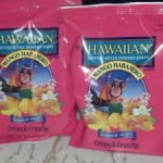 Hawaiian Brand Snacks Product Review and Giveaway!