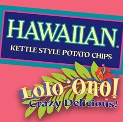 Hawaiian Chips Logo