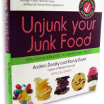 Book Review: Unjunk Your Junk Food—Healthy Alternatives to Conventional Snacks