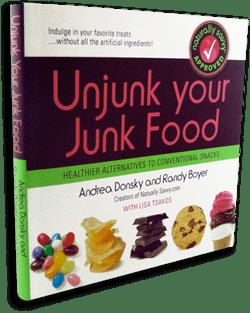 Unjunk your junk food review
