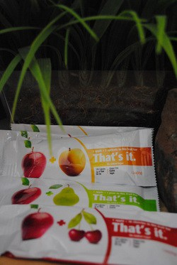 That's It Fruit Bars Review