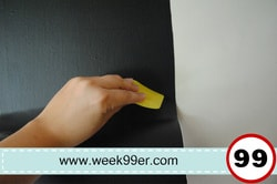 Instant Chalkboard DIY Bistro Board