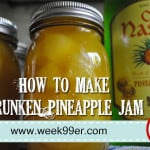 Drunken Pineapple Jam