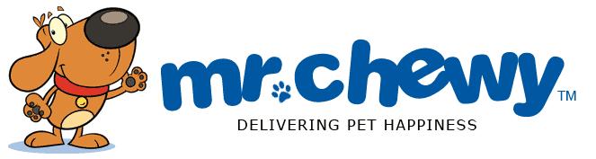 mr chewy logo