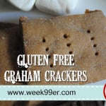 Gluten Free Graham Cracker Recipe