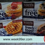 Van's Natural Foods Product Review and Giveaway!