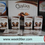 GuyLian Belgian Chocolate Product Review and Giveaway