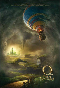 Oz the Great and Powerful Preview