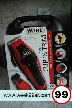 wahl hair trimmer review