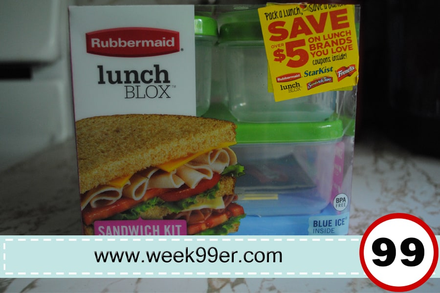 rubbermaid lunch box review