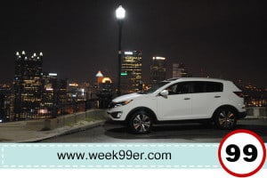 From Mountain Top to the Flat Lands – a trip in a Kia Sportage