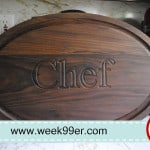 The Pink Monogram Personalized Walnut Cutting Board Product Review!