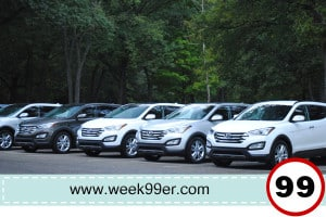 The 2013 Hyundai Santa Fe Big on Style and Safety!