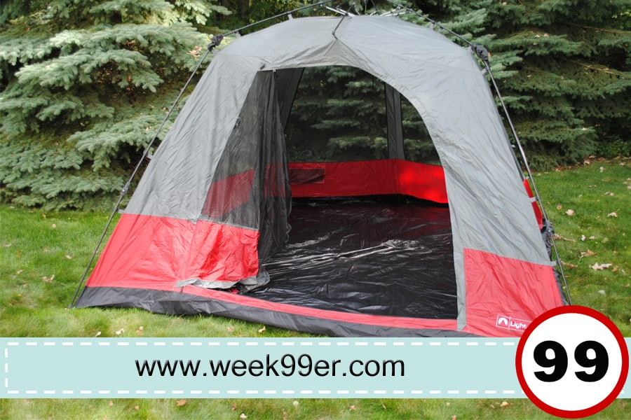 Lightspeed Outdoors Tent Review