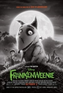 Frankenweenie Fun for your Kids!
