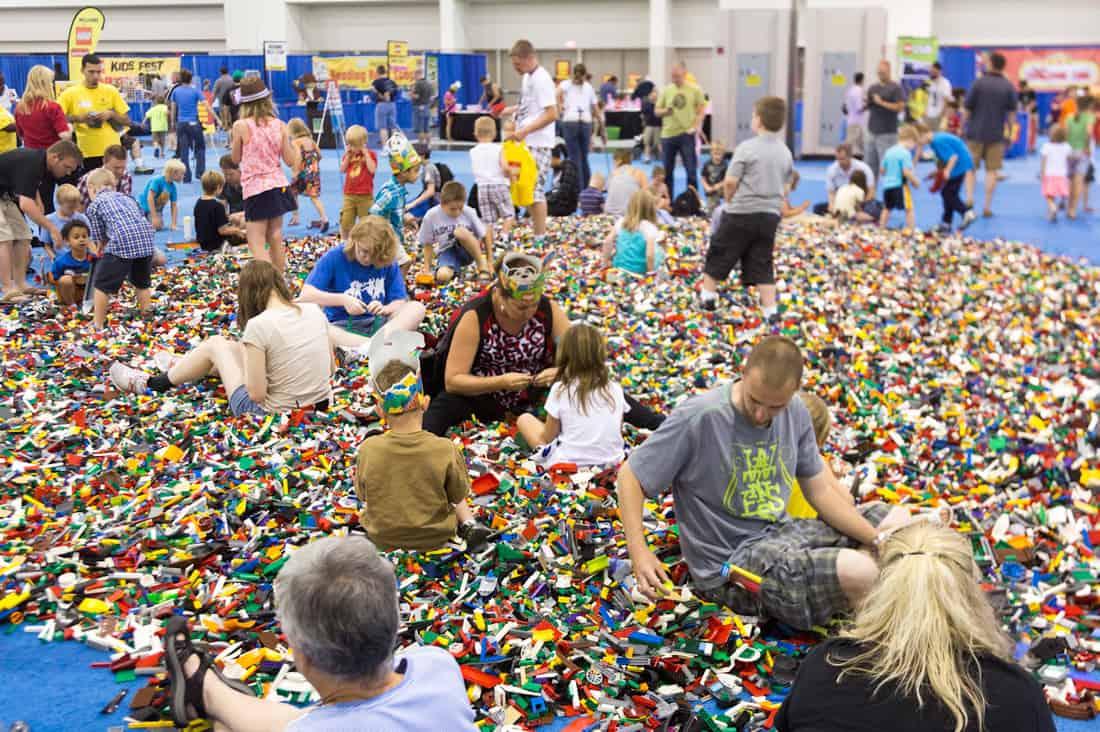 LEGO Kidsfest Detroit
