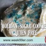 Holiday Sugar Cookie Recipe – Gluten Free!