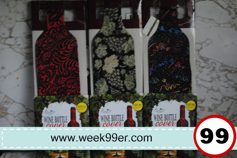 Kimco Wine Bottle Covers