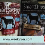SmartSticks & SmartChips Rawhide-Free Dog Chews Review & Giveaway
