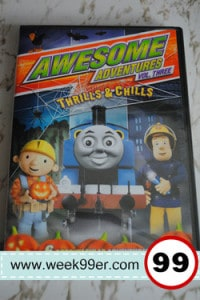 Awesome Adventures Thrills & Chills DVD Review & Giveaway