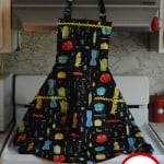 House of Minerva Apron Product Review and Giveaway!