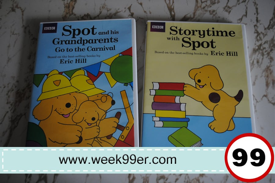 storytime with spot dvd review