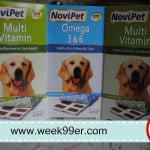 NoviPet Dog Supplements Product Review and Giveaway