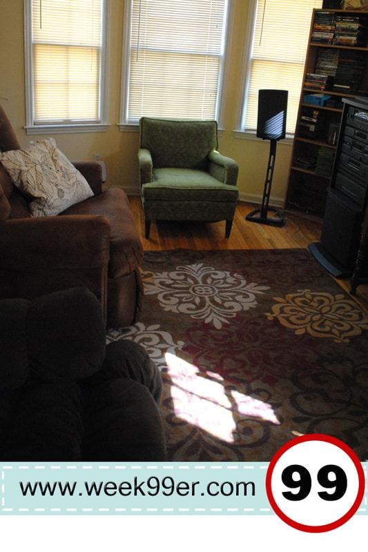 Mohawk Floor Rug