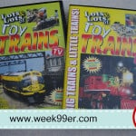 Lots & Lots of Toy Trains DVD Review and Giveaway!