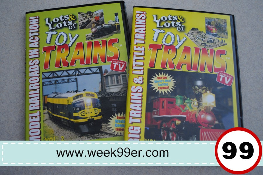 lots and lots of trains review