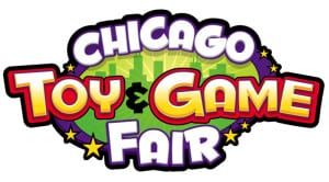 Chicagoland Readers – Win tickets to the Chicago Toy and Game Fair!