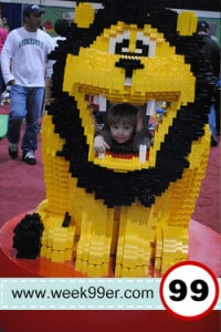 LEGO Kidsfest Detroit – Hours of fun!