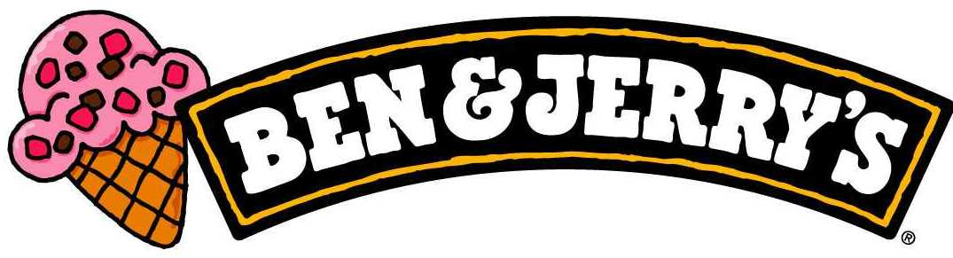 Ben and Jerry's Logo