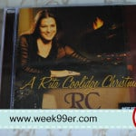A Rita Coolidge Christmas CD – Review & Giveaway!#DDDivas