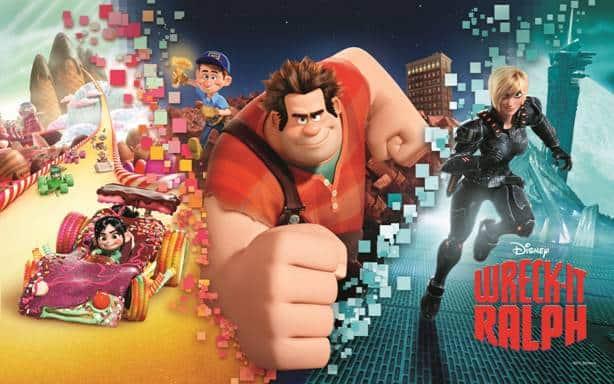 Wreck-It-Ralph Review