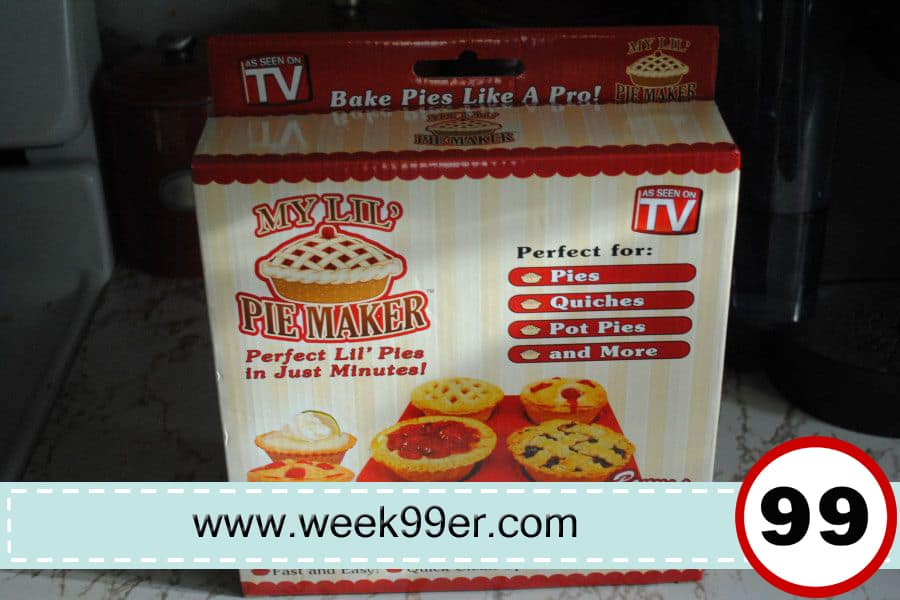 My LIl' Pie Maker Review