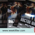 Doctor Who Season 7 – Part 1 Product Review and Giveaway!