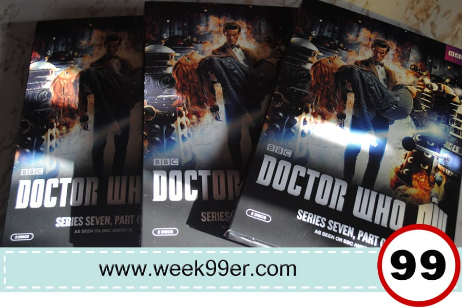 Doctor Who Season 7 Review