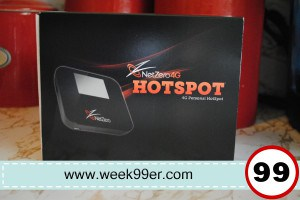 NetZero Mobile Hot Spot- Product Review