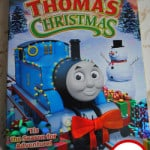 A Very Thomas Christmas DVD Review and Giveaway!